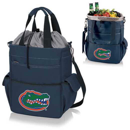 614-00-138-164-0: Florida Gators - Activo Cooler Tote (Navy)