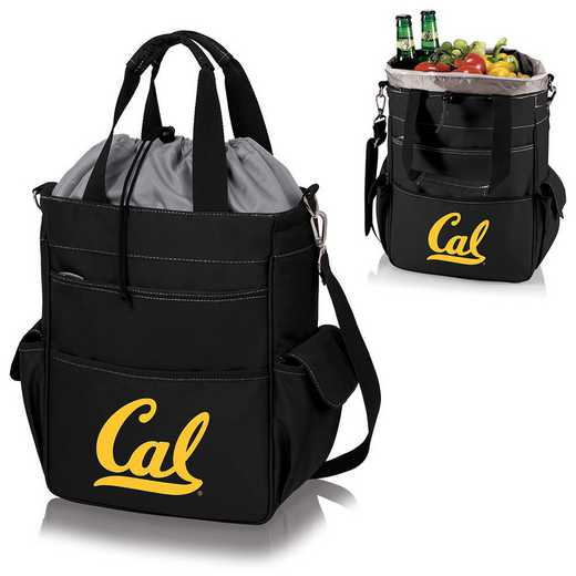 614-00-175-074-0: Cal Bears - Activo Cooler Tote (Black)