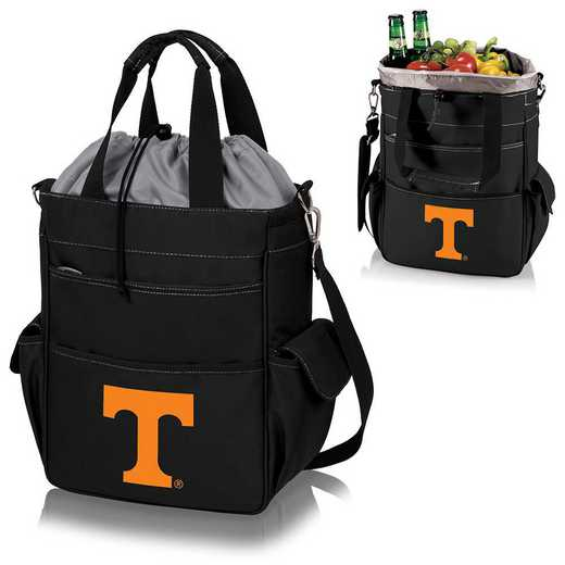 614-00-175-554-0: Tennessee Volunteers - Activo Cooler Tote (Black)