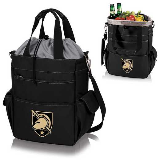 614-00-175-764-0: West Point Black Knights - Activo Cooler Tote (Black)