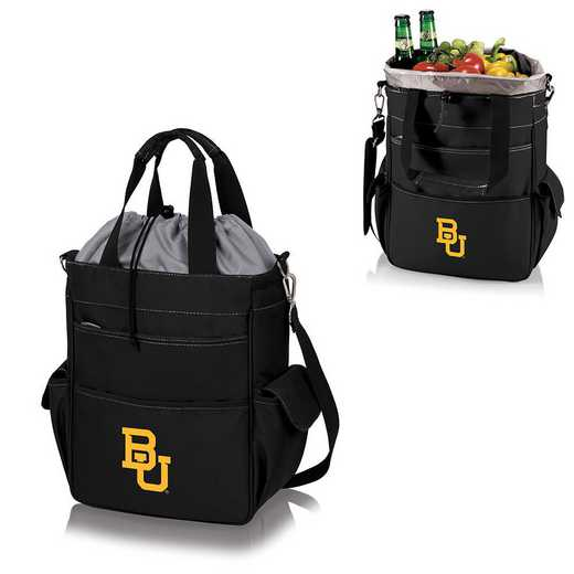 614-00-175-924-0: Baylor Bears - Activo Cooler Tote (Black)