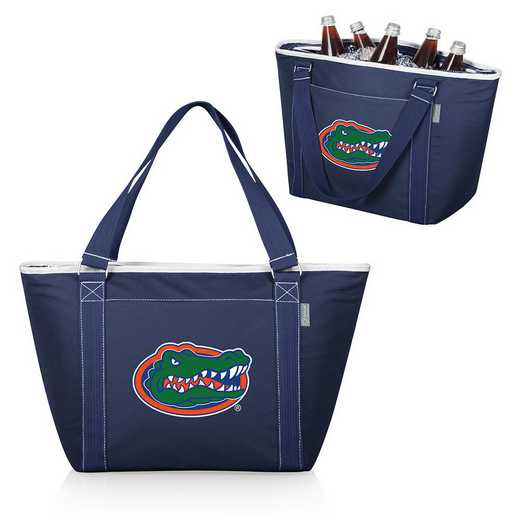 619-00-138-164-0: Florida Gators - Topanga Cooler Tote (Navy)