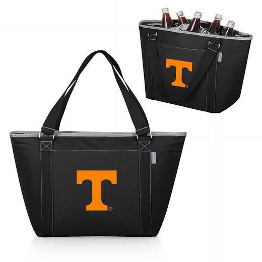 619-00-175-554-0: Tennessee Volunteers - Topanga Cooler Tote (Black)