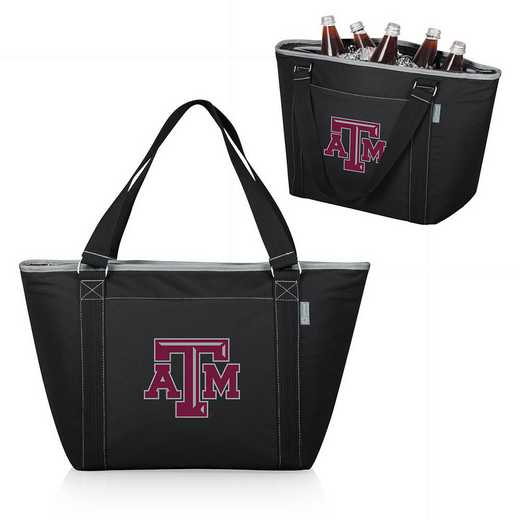 619-00-175-564-0: Texas A&M Aggies - Topanga Cooler Tote (Black)