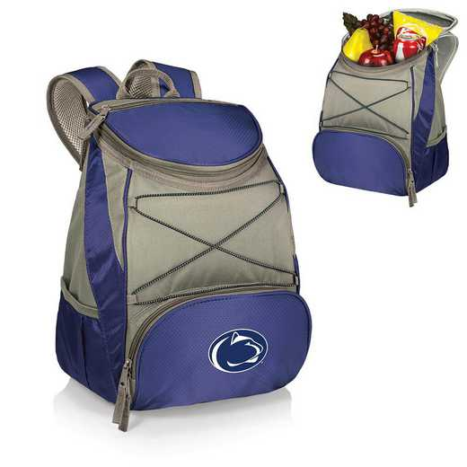 633-00-138-494-0: Penn State Nittany Lions - PTX Backpack Cooler (Navy)