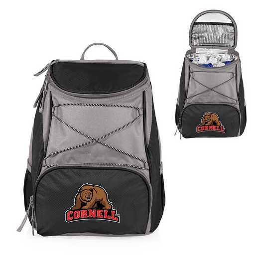 633-00-175-684-0: Cornell Big Red - PTX Backpack Cooler (Black)