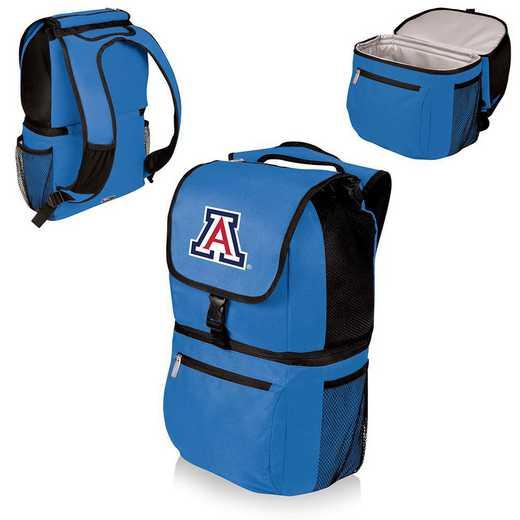 634-00-139-014-0: Arizona Wildcats - Zuma Cooler Backpack (Blue)