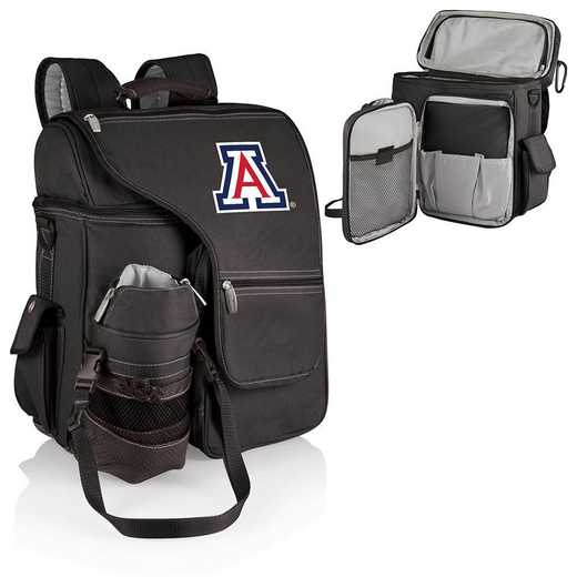 641-00-175-014-0: Arizona Wildcats - Turismo Cooler Backpack (Black)