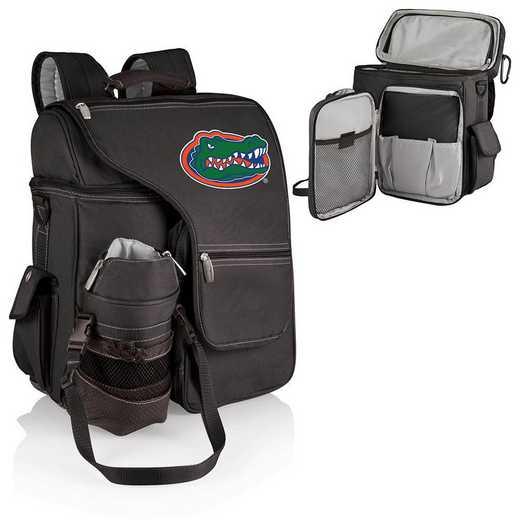 641-00-175-164-0: Florida Gators - Turismo Cooler Backpack (Black)