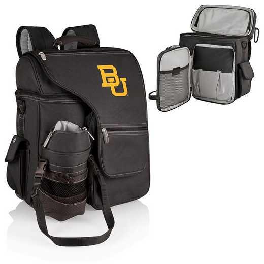 641-00-175-924-0: Baylor Bears - Turismo Cooler Backpack (Black)