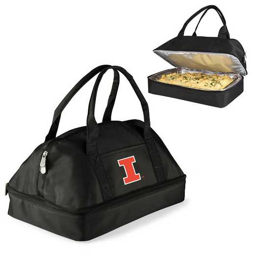 650-00-175-214-0: Illinois Fighting Illini - Potluck Casserole Tote