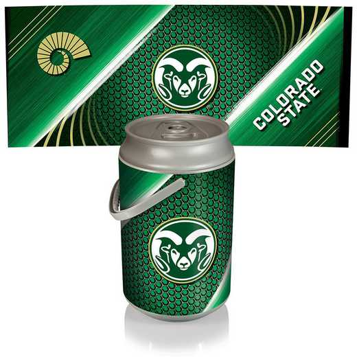 686-00-000-134-0: Colorado State Rams - Mega Can Cooler