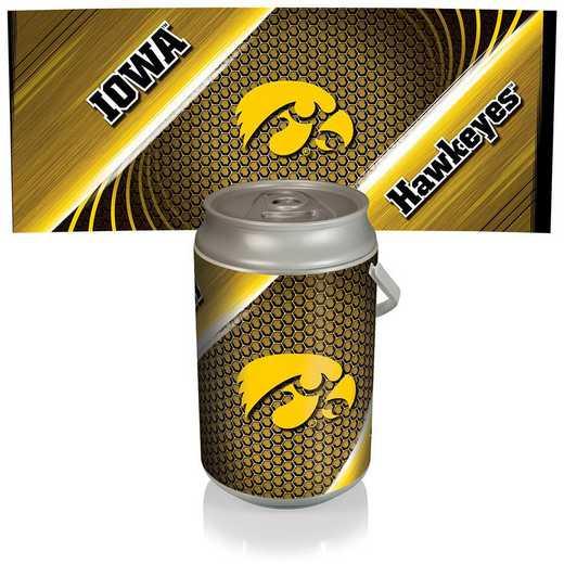 686-00-000-224-0: Iowa Hawkeyes - Mega Can Cooler
