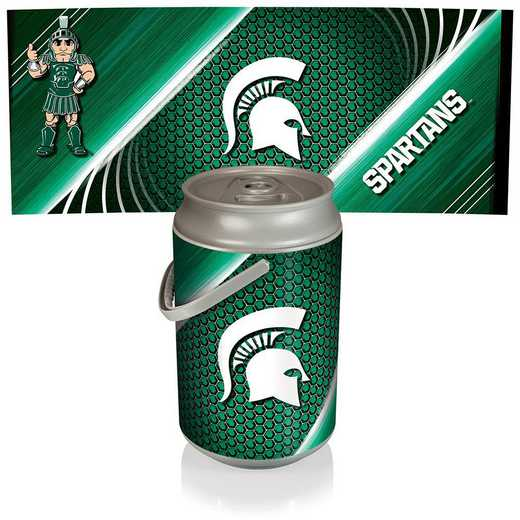 686-00-000-354-0: Michigan State Spartans - Mega Can Cooler