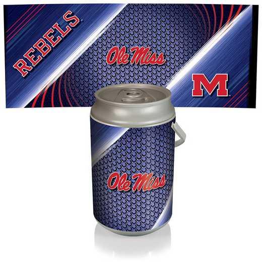686-00-000-374-0: Ole Miss Rebels - Mega Can Cooler