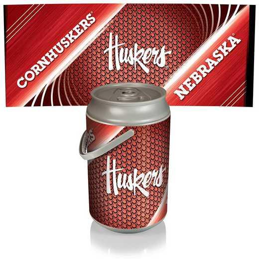 686-00-000-404-0: Nebraska Cornhuskers - Mega Can Cooler