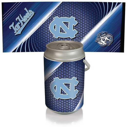 686-00-000-414-0: North Carolina Tar Heels - Mega Can Cooler