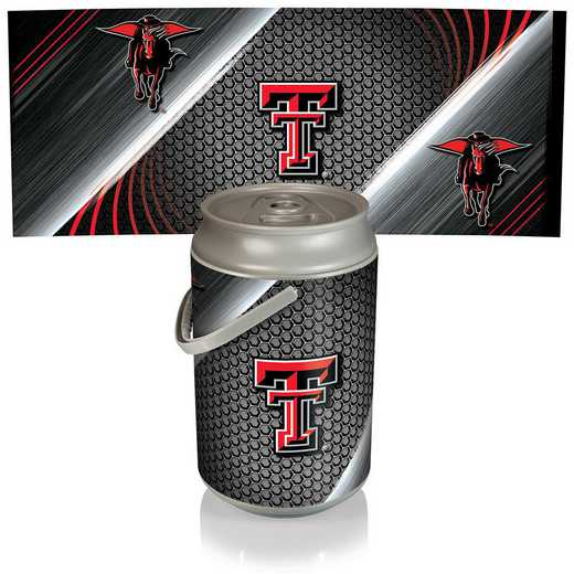 686-00-000-574-0: Texas Tech Red Raiders - Mega Can Cooler