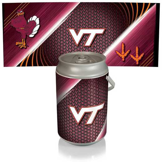 686-00-000-604-0: Virginia Tech Hokies - Mega Can Cooler