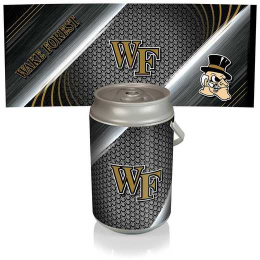 686-00-000-614-0: Wake Forest Demon Deacons - Mega Can Cooler