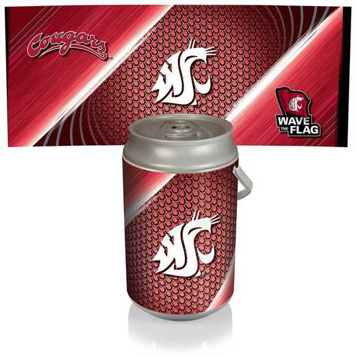 686-00-000-634-0: Washington State Cougars - Mega Can Cooler
