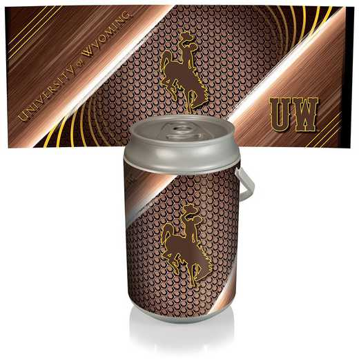686-00-000-694-0: Wyoming Cowboys - Mega Can Cooler