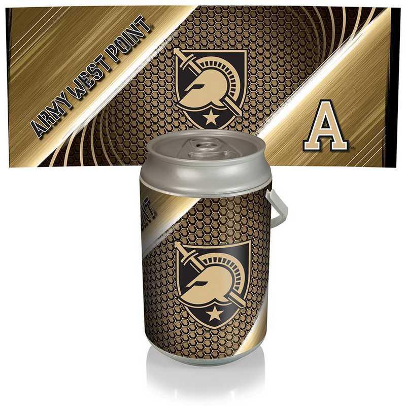 686-00-000-764-0: West Point Black Knights - Mega Can Cooler