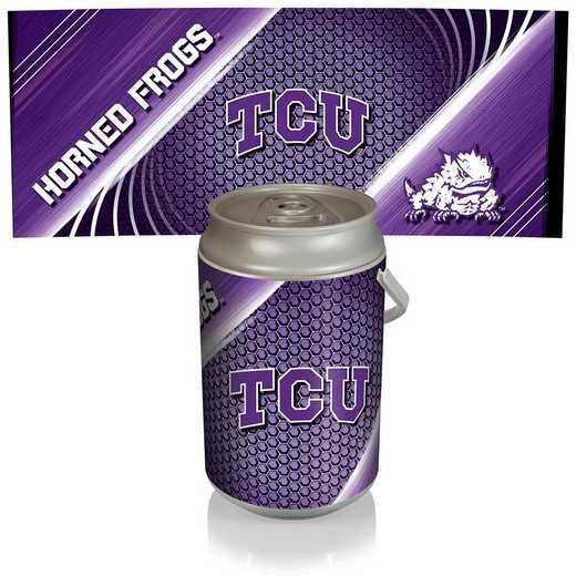 686-00-000-844-0: TCU Horned Frogs - Mega Can Cooler