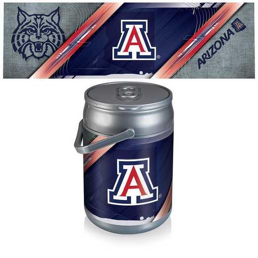 690-00-000-014-0: Arizona Wildcats - Can Cooler