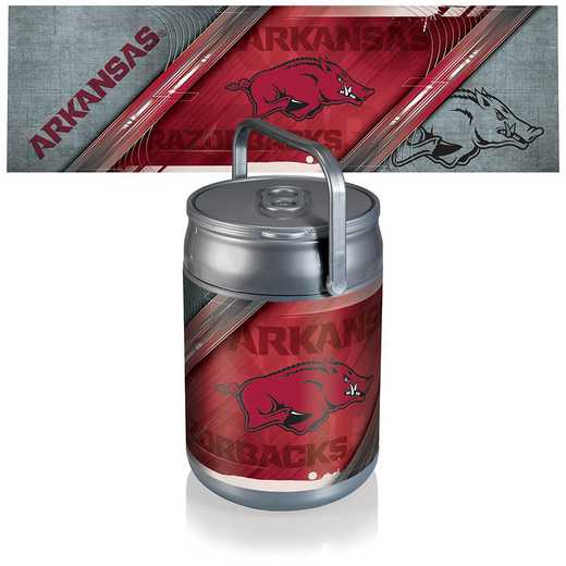 690-00-000-034-0: Arkansas Razorbacks - Can Cooler