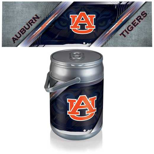 690-00-000-044-0: Auburn Tigers - Can Cooler