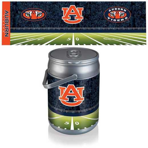 690-00-000-045-0: Auburn Tigers - Can Cooler (Football Design)