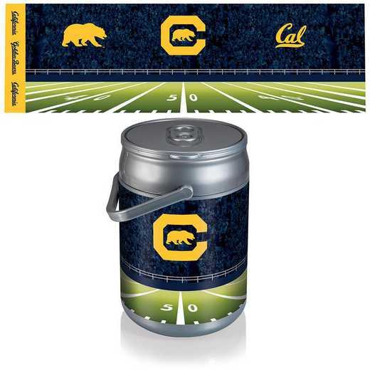 690-00-000-075-0: Cal Bears - Can Cooler (Football Design)
