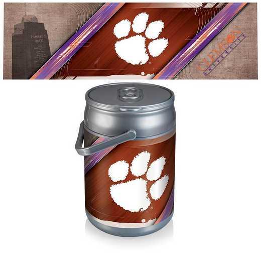 690-00-000-104-0: Clemson Tigers - Can Cooler
