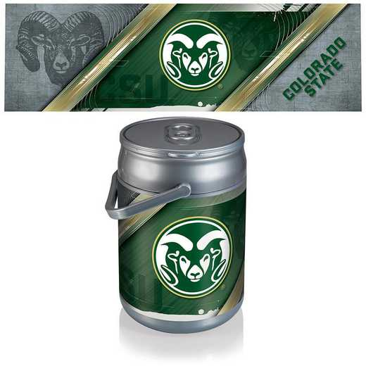 690-00-000-134-0: Colorado State Rams - Can Cooler