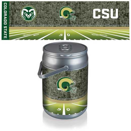 690-00-000-135-0: Colorado State Rams - Can Cooler (Football Design)