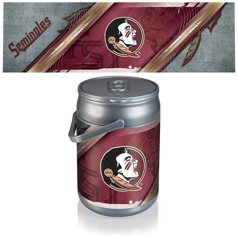 690-00-000-174-0: Florida State Seminoles - Can Cooler