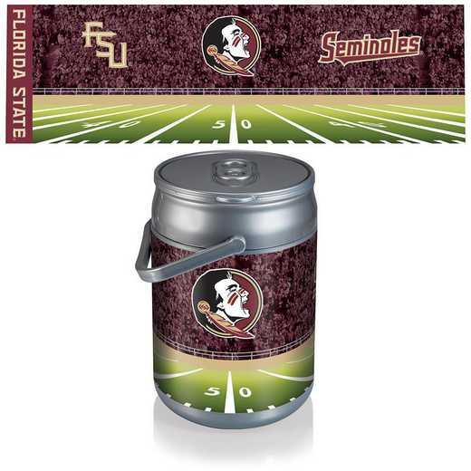 690-00-000-175-0: Florida State Seminoles - Can Cooler (Football Design)