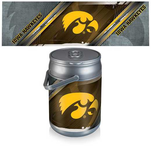 690-00-000-224-0: Iowa Hawkeyes - Can Cooler