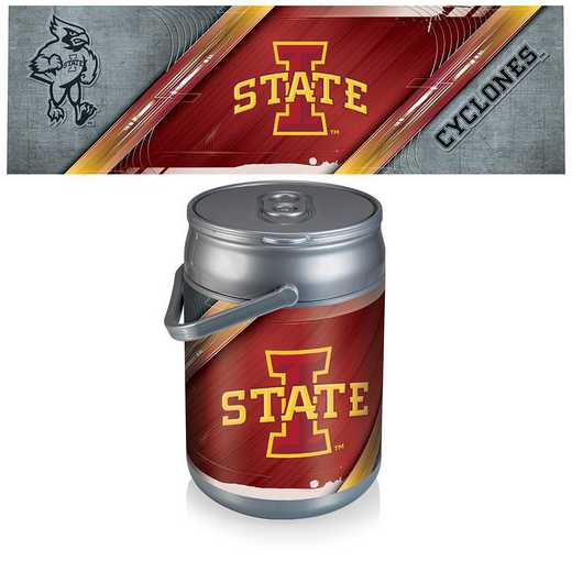 690-00-000-234-0: Iowa State Cyclones - Can Cooler