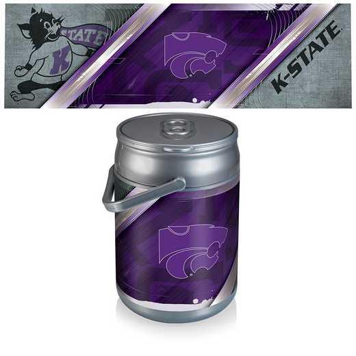 690-00-000-254-0: Kansas State Wildcats - Can Cooler