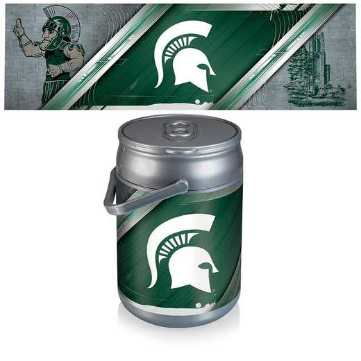 690-00-000-354-0: Michigan State Spartans - Can Cooler