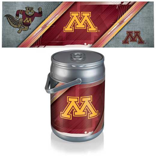 690-00-000-364-0: Minnesota Golden Gophers - Can Cooler