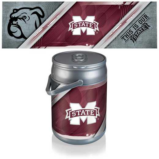 690-00-000-384-0: Mississippi State Bulldogs - Can Cooler