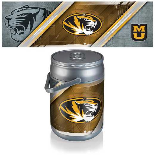 690-00-000-394-0: Mizzou Tigers - Can Cooler