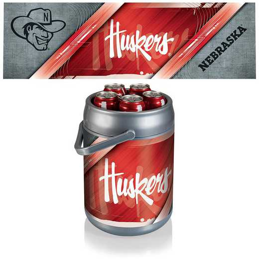 690-00-000-404-0: Nebraska Cornhuskers - Can Cooler