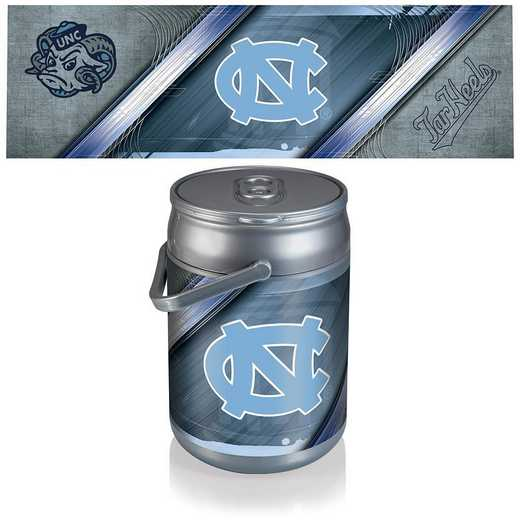 690-00-000-414-0: North Carolina Tar Heels - Can Cooler
