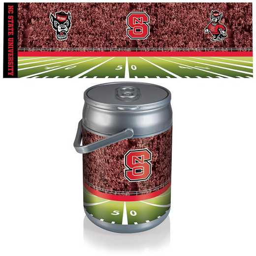 690-00-000-425-0: NC State Wolfpack - Can Cooler (Football Design)