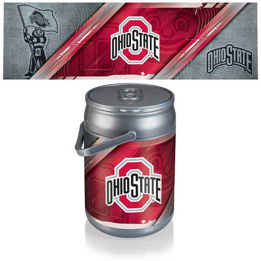 690-00-000-444-0: Ohio State Buckeyes - Can Cooler