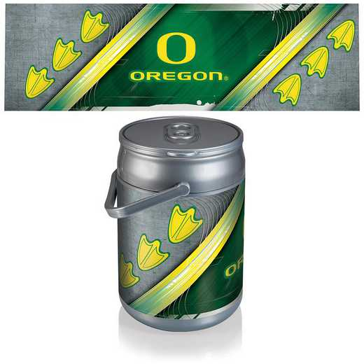 690-00-000-474-0: Oregon Ducks - Can Cooler